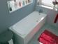Акриловая прямоугольная ванна KOLO Sensa 140х70 XWP354000N (без ножек) 0