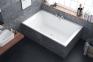Акриловая ванна прямоугольная 1900х1200 Excellent Crown LUX WAEX.CRO19WH 2
