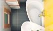 Акриловая ванна Ravak Avocado 150x 75 правосторонняя CS01000000 0