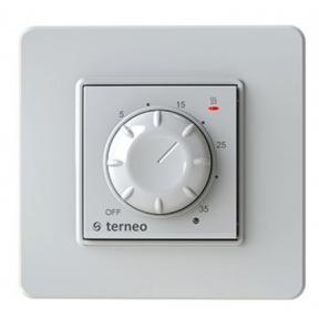 Терморегулятор TERNEO ROL белый