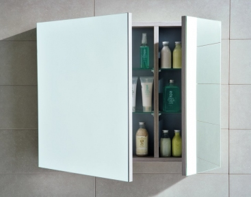 Зеркальный шкаф 88 Royo Group NIKA 158723 (119116)