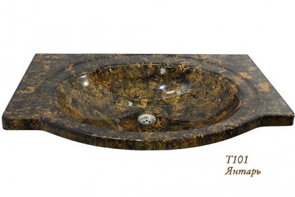 Раковина Snail Афродита Т101 янтарь
