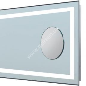 Збільшувальне дзеркало з 5-кратним збільшувальним ефектом