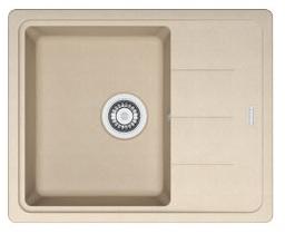 Кухонная мойка Franke Basis BFG 611-62 Бежевый 114.0272.595