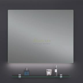 Зеркало Sanwerk GLOVE Mone 90*65 LED 2835IR, W (ZG0000138)