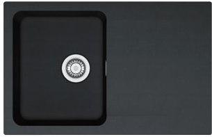 Кухонная мойка Franke Orion Tectonite OID 611-78 Чёрный 114.0381.876