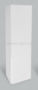 Пенал Norway MINI белый 1000 левый M200601