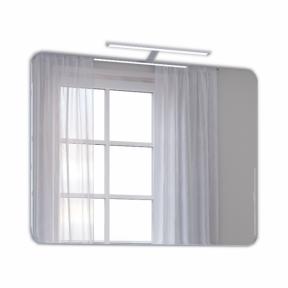 Зеркало Marsan Adele 90x70 с LED светильником