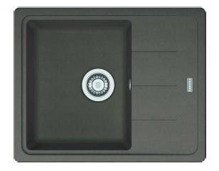 Кухонная мойка Franke Basis BFG 611-62 Шторм 114.0320.542
