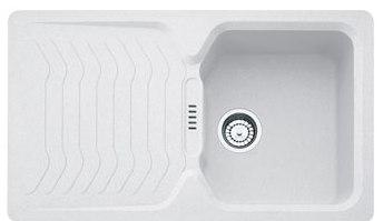 Кухонная мойка Franke Bahia BAG 611 Белый 114.0355.462