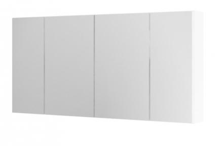 Шкаф с зеркалами AQUAFORM AMSTERDAM 120 белый 0408-202112