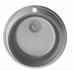 Кухонная мойка Franke Ronda ROL 610-38 круглая 101.0267.707 декор