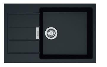 Кухонная мойка Franke Sirius Tectonite SID 611-78 XL Черный 114.0497.952