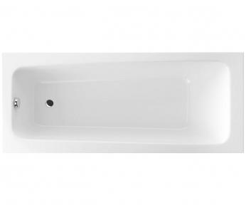 Акриловая ванна прямоугольная 1600х705 Excellent AVA WAEX.AVA16WH