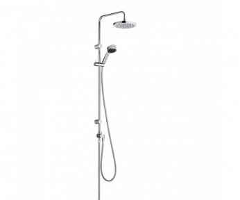 Душевой набор KLUDI zenta dual shower system 6609005-00