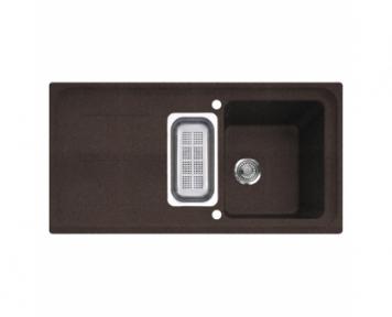 Кухонная мойка Franke Impact IMG 651 Шоколад 114.0502.875 (114.0177.617)