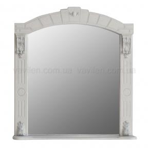 Зеркало Атолл Alexandria 85 ivory
