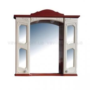 Зеркальный шкаф Атолл Master & Margarita rosca