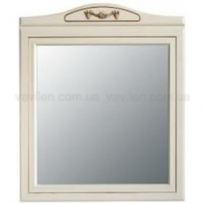 Зеркало Атолл Verona 85 dorato