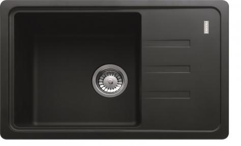 Кухонная мойка Franke BSG 611-62 (114.0375.049) графит