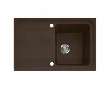 Кухонная мойка Franke Impact IMG 611 Шоколад 114.0502.873 choco