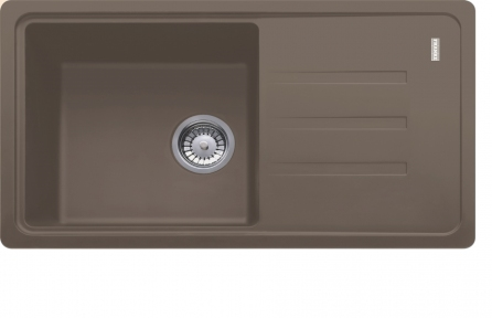 Кухонная мойка Franke Malta BSG 611-78 Миндаль 114.0375.037