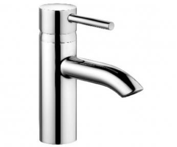 KLUDI BOZZ однорычажный смес. для раковины DN 15, без дон.клапана, расход воды 5 л/мин. 382900576