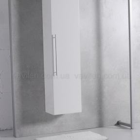 Пенал Fancy Marble ПLSC LONG STEP COMFORT білий