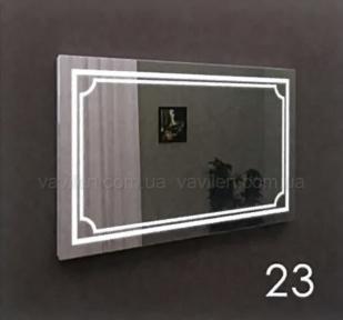 Зеркало 23 с LED подсветкой Marsan 60