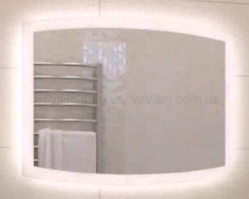 Зеркало Marsan Madeleine 2 890 белое