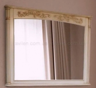 Зеркало Marsan Olympia айвори золото
