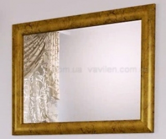 Зеркало Marsan Virginie 1200 золото