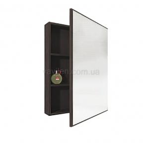 Зеркальный шкаф ORBICON Solo Szh-65х80 venge