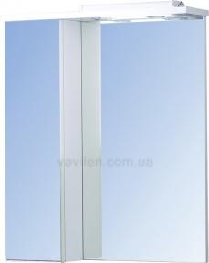 Шкаф настенный Moidodir ТЕТРИС СШ-60х70 (Зеркальный)