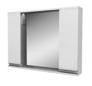 Зеркало Respect-M Verti Vtmс-80 белое