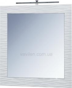 Зеркало настенное МОДЕРН 80х80 (С LED подсветкой)